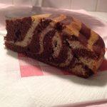 Alleggeriamo la Parodi… la torta zebrata a modo mio (e trucchi per non fare un pasticcio)!