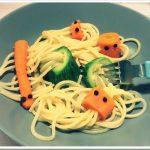 Ricette di Halloween per bambini: spaghetti ragnetti all'italiana!