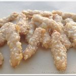 Ricette per bambini: bastoncini di formaggio al forno e ingrediente segreto!