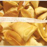 Biscotti della fortuna, un'idea divertente per cene con amici!