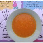 Zuppa di carote nella pentola a pressione per aspiranti coniglietti