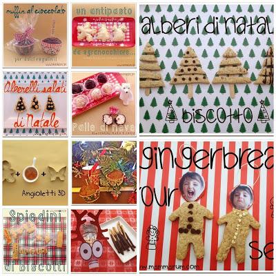 Centrotavola di Natale… di biscotto! Per la gioia dei bambini...