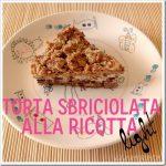 Torta ricotta e cioccolato light (senza uova e burro)