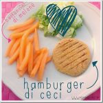 Hamburger di ceci e verdure (nascoste e non!)