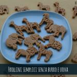 Biscotti semplici vegan