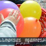 Palloncini sensoriali… per i più piccolini