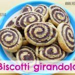 Biscotti girandola vegan (senza uova, burro e margarina)