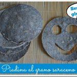 Piadina senza glutine al grano saraceno