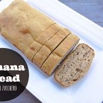 Banana bread senza zucchero