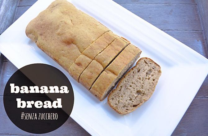 ricetta-banana-bread-senza-zucchero