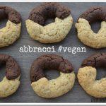Biscotti abbracci vegan