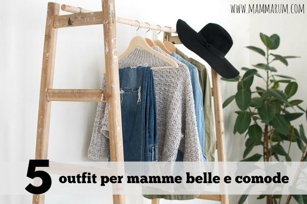 5 dettagli outfit per mamme belle e comode per l'autunno 2015