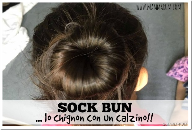 chignon calzino