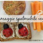 Ricetta formaggio spalmabile vegan agli anacardi