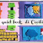 Il quiet book di Cecilia