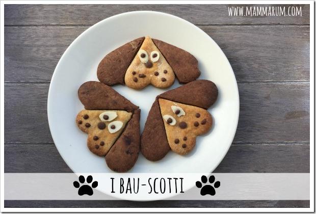 biscotti cane cuore
