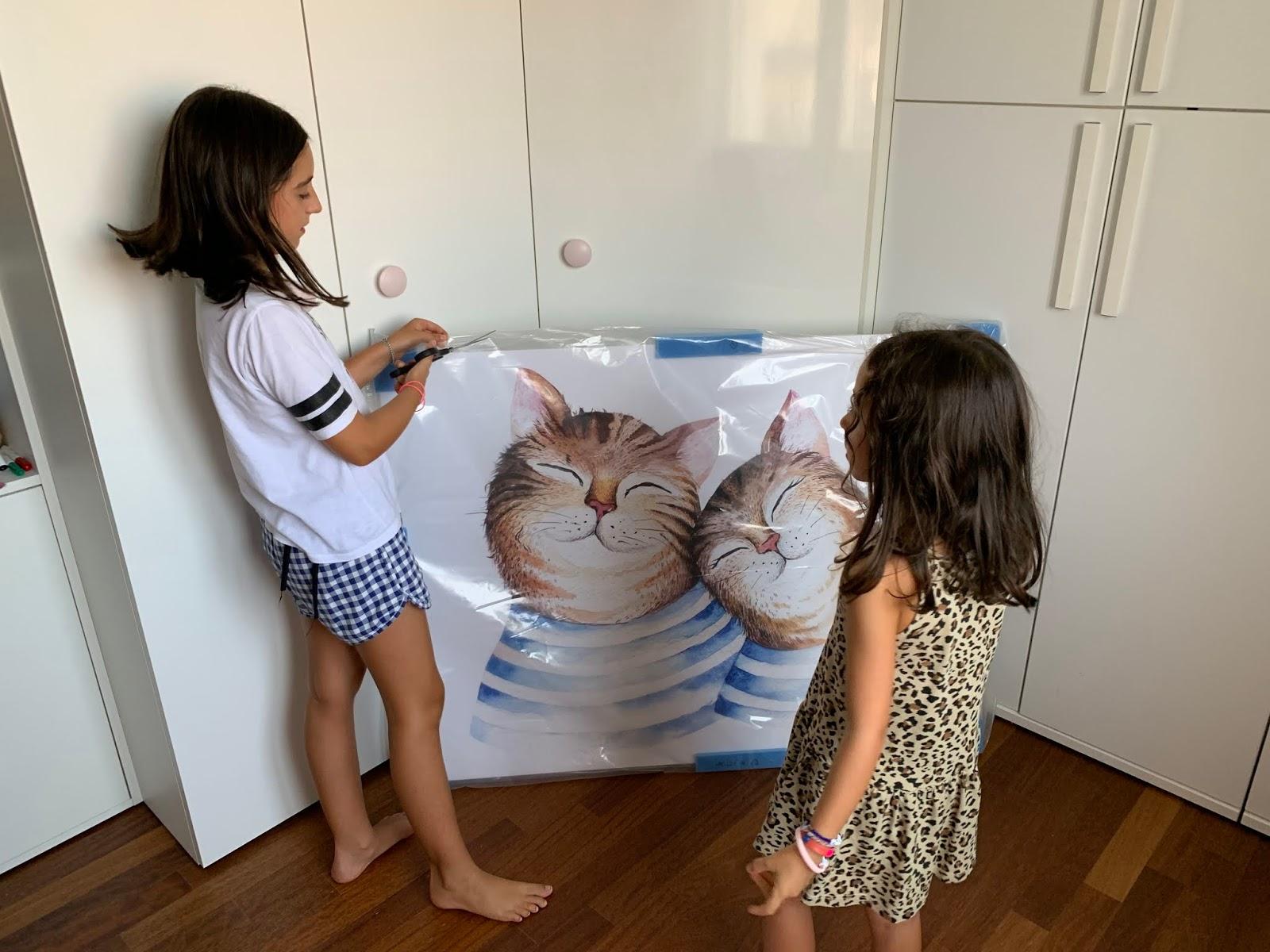 Come abbellire la camera dei bambini (e non solo!)