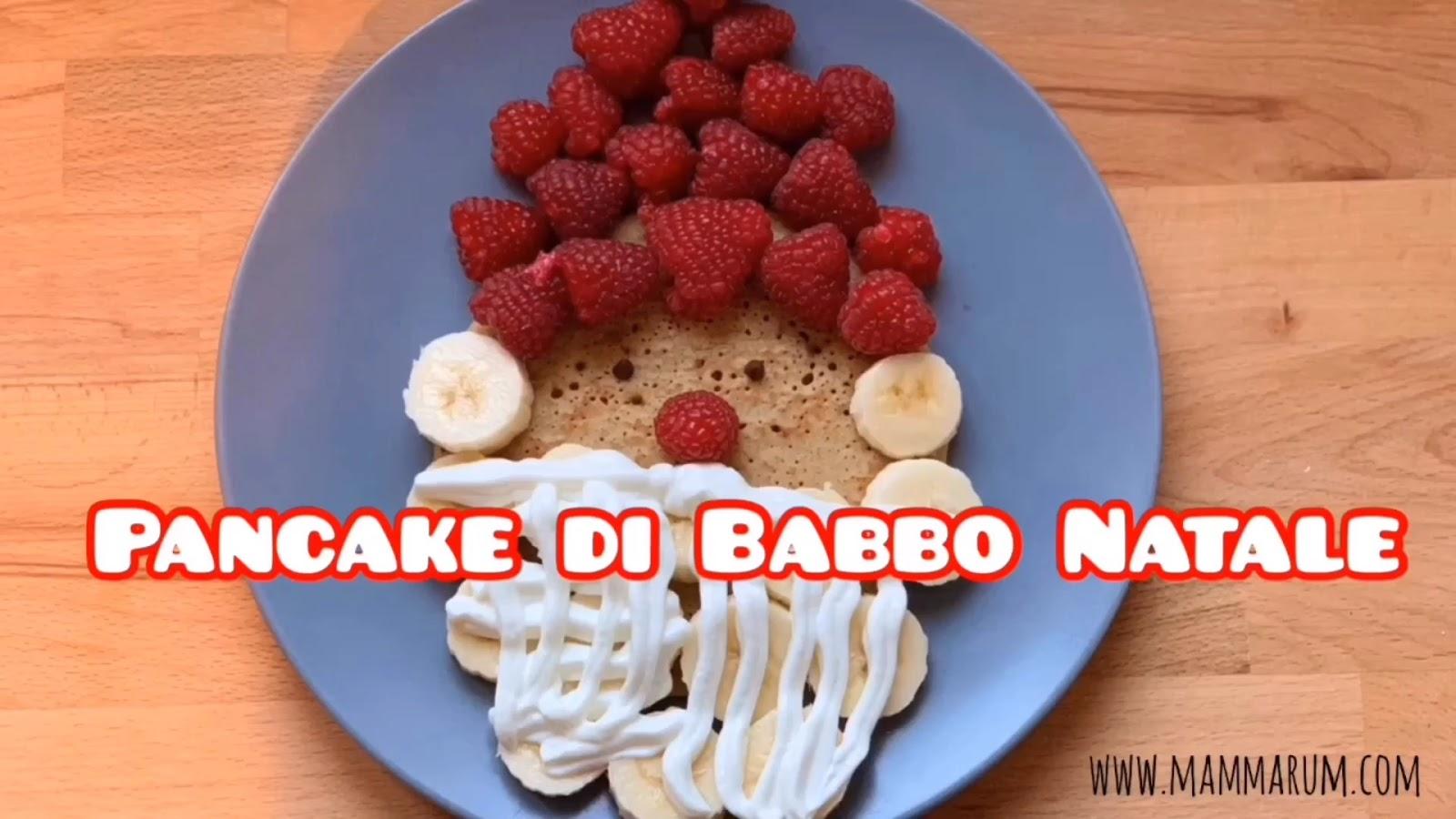 pancake natale