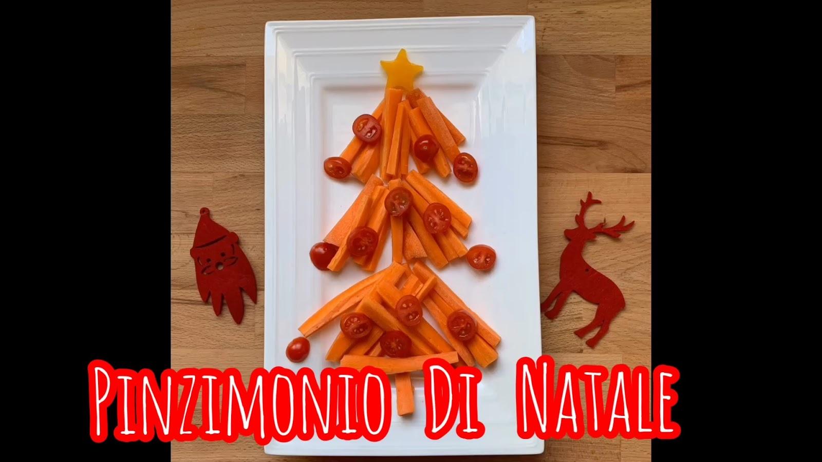 Avvento Giorno 10: Carote Albero di Natale