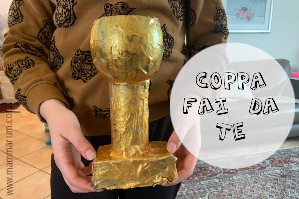 Coppa per la festa del papà