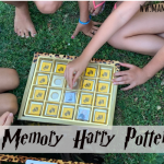 Memory di Harry Potter da stampare