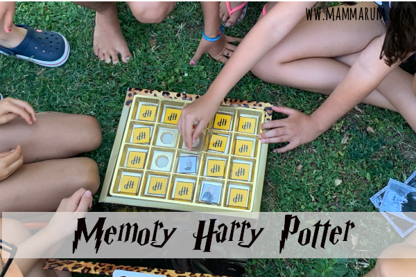 Memory Harry Potter