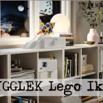 BYGGLEK: la collaborazione Lego e Ikea