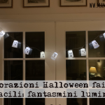 Decorazioni Halloween fai da te facili