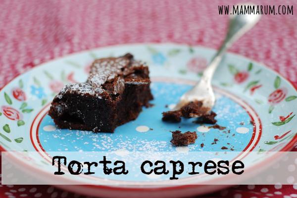 ricetta-torta-caprese