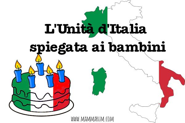 L'Unità d'Italia spiegata ai bambini