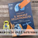 Libro per bambini astronauti