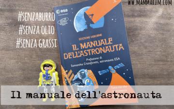 libro il manuale dell'astronauta