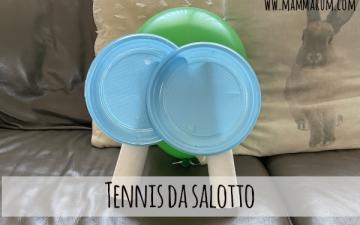 gioco tennis bambini